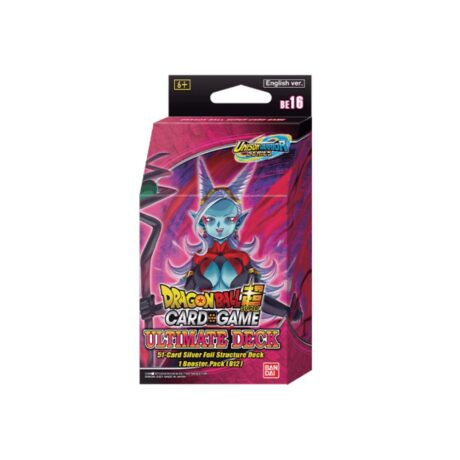 Dragon Ball Super Card Game Unison Warrior Series 13 UW4 Premium Pack