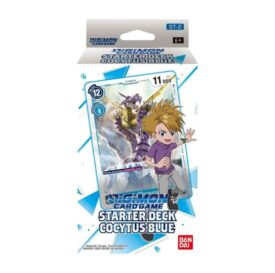 Digimon Card Game Series 01 Starter Display 02 Cocytus Blue