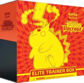 Sword & Shield Vivid Voltage Elite Trainer Box
