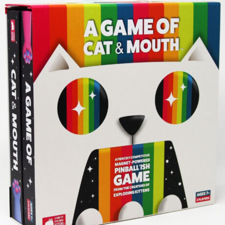 A Game of Cat & Mouth (By Exploding Kittens)