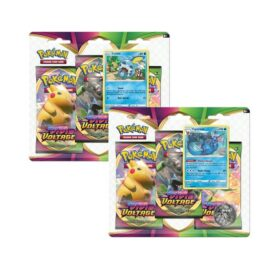 Sword & Shield Vivid Voltage 3-Pack Blister Pair