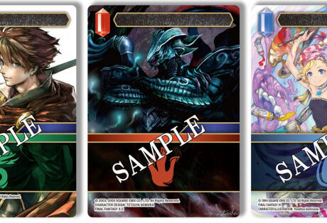 Final Fantasy Trading Card Game Opus XII