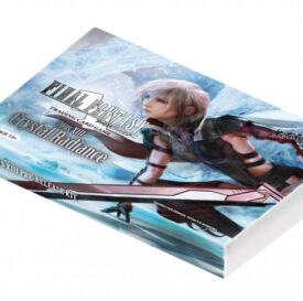 Final Fantasy Trading Card Game Opus XIII Pre-release Kit