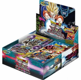 Dragon Ball Super Card Game Unison Warrior Series 12 UW3 Vicious Rejuvenation Bo