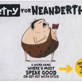Poetry For Neanderthals (By Exploding Kittens)