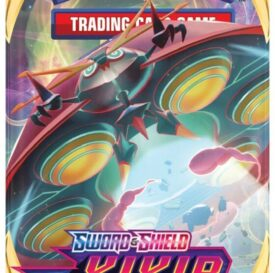 POKÉMON TCG Sword and Shield- Vivid Voltage Booster