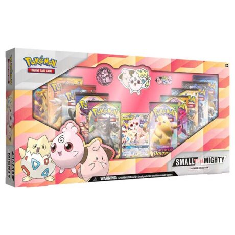 Pokemon - TCG - Small But Mighty Premium Collection