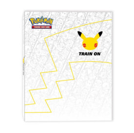 POKÉMON TCG 25th Anniversary - First Partner Collector's Binder