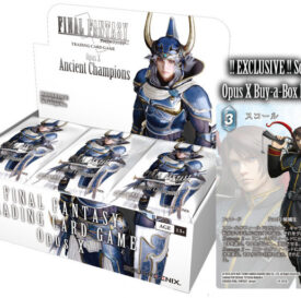 Final Fantasy Trading Card Game Opus X
