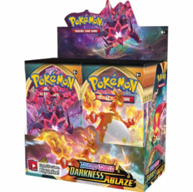 Pokemon - TCG - Darkness Ablaze Booster Box Incl 36 Booster Packs