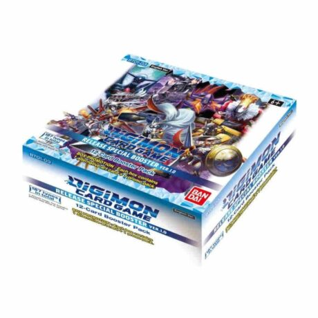 Digimon Card Game Series 01 Special Booster Display Version 1