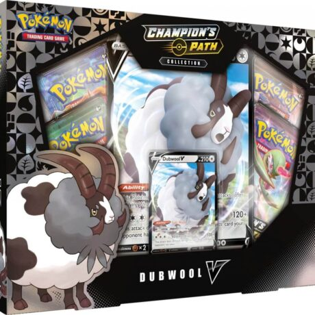 POKÉMON TCG Champion's Path Collection- Dubwool V Box