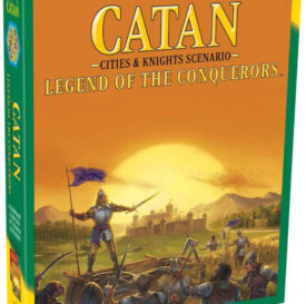 Catan Legend Of The Conquerors Cities Knights Scenario 78581 B9e7d
