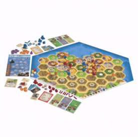 Catan Legend Of The Conquerors Cities Knights Scenario