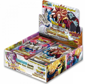 Dragon Ball Super TCG rise of the unison warrior box Dummy