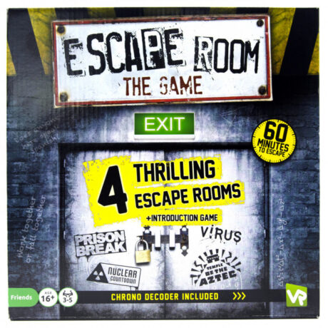Escape Room The Game 4 Rooms Plus Chrono Decoder 63486 3d02b